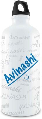 Hot Muggs Me Graffiti - Avinashi Stainless Steel Bottle, 750 ml 750 ml Bottle