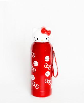 Hello Kitty Red Flask 250 ml Bottle