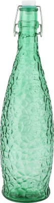 infenite Aggarwal Crockery & Scientific Stores Glacier Green with Lid 1000 ml Bottle