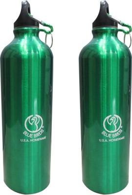 Blue Birds USA Homeware Aluminium water bottle 750 ml Bottle