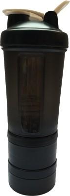 UDAK Two Storage 500 ml Bottle, Shaker, Sipper