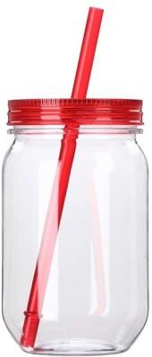 Birde single wall Plastic candy jar 500 ml Bottle