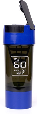 My 60 Minutes Blue Cyclone Gym Shaker 500 ml Sipper