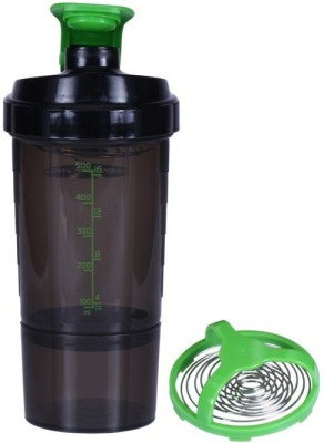 UDAK Speed Gym Shaker 500 ml Bottle, Shaker, Sipper
