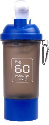 My 60 Minutes 600ML Blue 600 ml Sipper