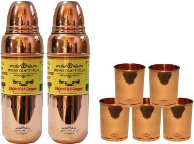 Indian Craft Villa ICV-C-7-141 2900 ml Bottle
