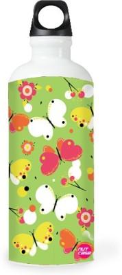Nutcase Sticker Wrap Design - Butterfly 800 ml Bottle