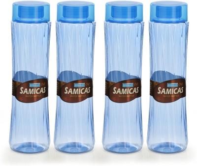 Steelo 1000ml x 4 pcs Premium PET Bottle Set (Samicas Blue) 1000 ml Bottle