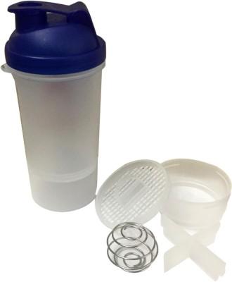 CP Bigbasket Smart Shaker Blue 600 ml Bottle