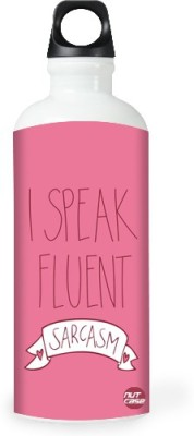 Nutcase Sticker Wrap Design - I Speak Fluent Sacarsm 800 ml Bottle