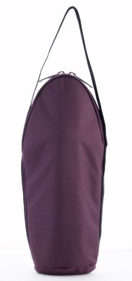 BagsRus BagsRUs - Water Bottle Case / Cover / Pouch / Bag / Carrier - Purple Color 1 L Bottle