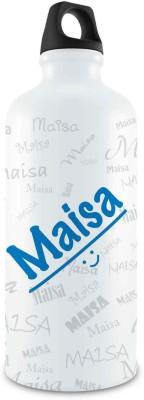 Hot Muggs Me Graffiti - Maisa Stainless Steel Bottle, 750 ml 750 ml Bottle