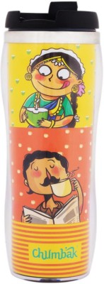 Chumbak Chumbak Bobble Head 330 ml Sipper