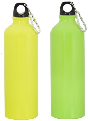 GADGE NEON SPORTS BOTTLE GREEN AND YELLOW 750 ml Sipper