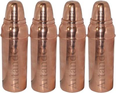 Artandcraftvilla ACUB-80 700 ml Bottle(Pack of 4, Brown)