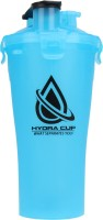 Hydra Cup Dual Shaker 887 ml Bottle(Pack of 1, Blue)