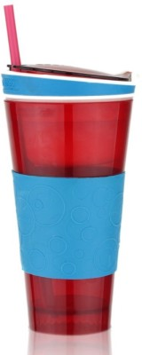 DIZIONARIO Snackeez Multi Purpose Drink & Snack Travel Cups Mug 550 ml Sipper