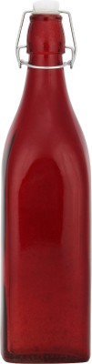 infenite Aggarwal Crockery & Scientific Stores Red Square 1000 ml Bottle