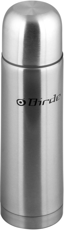 Birde decntsti-1 1000 ml Flask(Pack of 1, Silver)
