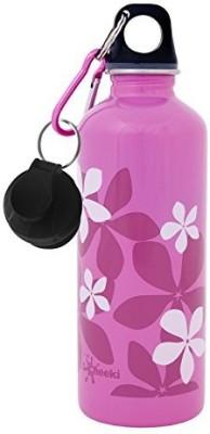 Cheeki 500 ml Water Purifier Bottle(Pink)