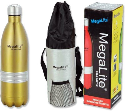 MegaLite Stainless Steel Cola Bottle 750 ml Flask