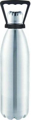 SKI Steel World Vaccume Hot & Cold Water Bottle With Handle 1500 ml Bottle