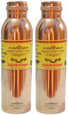 Indian Craft Villa ICV-CD-1-314 1800 ml Bottle(Pack of 2, Brown) at flipkart