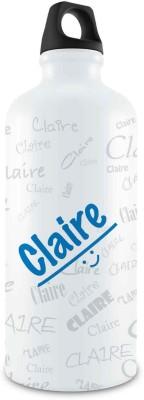 Hot Muggs Me Graffiti - Claire Stainless Steel Bottle, 750 ml 750 ml Bottle
