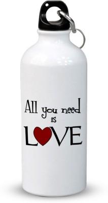 Shoppers Bucket All you need is Love 600ML 600 ml Bottle