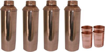 ssa 4 Pure C/B Thermos Design with 4 ST/C Glasses 900 ml/Bottle, Glass 300 ml/glass 4800 ml Bottle