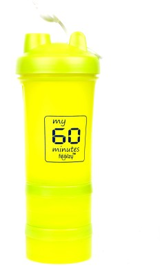 My 60 Minutes Gym Shaker 450 ml Bottle