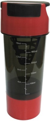 souk fitness cyc red 500 ml Bottle, Shaker, Sipper