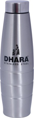 Dhara Pure N Fresh Stainless Steel 1000 ml Bottle