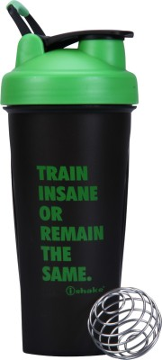 iShake Crossfit Black Green 600 ml Sipper