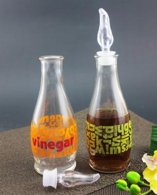 Importwala Glass Oil And Vinegar 350 ml Bottle