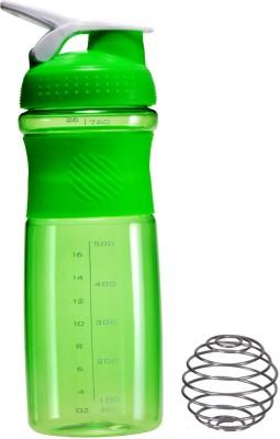 iShake Heavy Blender Green Body 600 Sipper