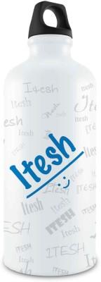 Hot Muggs Me Graffiti - Itesh Stainless Steel Bottle, 750 ml 750 ml Bottle