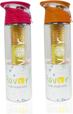 Flavor Water Infusion With Fruit Infuser-FO18 700 ml Bottle