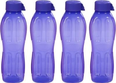 Signoraware Aqua Water 500 ml Bottle(Pack of 4, Violet)