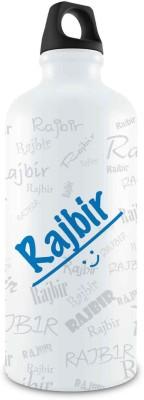 Hot Muggs Me Graffiti - Rajbir Stainless Steel Bottle, 750 ml 750 ml Bottle
