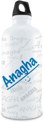 Hot Muggs Me Graffiti - Anagha Stainless Steel Bottle, 750 ml 750 ml Bottle