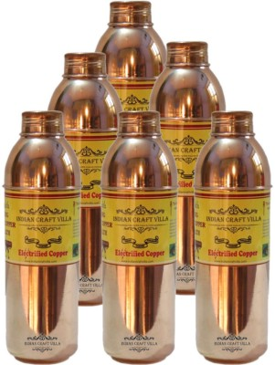 Indian Craft Villa ICV-C7-209 4200 ml Bottle(Pack of 6, Brown) at flipkart