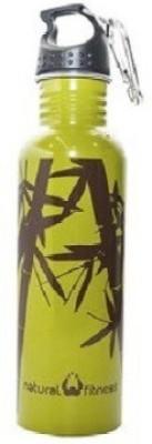 Natural Fitness Stainless Steel 750 ml Bottle