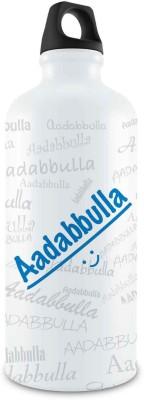 Hot Muggs Me Graffiti - Aadabbulla Stainless Steel Bottle, 750 ml 750 ml Bottle