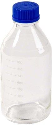 Borosil Reagent with Screw Cap 1000 ml Bottle