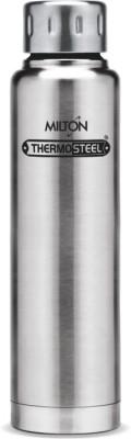 Milton Elfin Vaccum 500 ml Flask(Pack of 1, Silver)