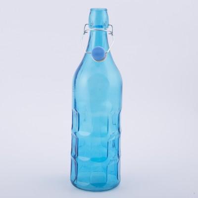 Smile2u Retailers Designer Glass 1000 ml Bottle