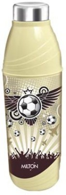 Milton Kool N Sporty (900) School Range 750 ml Water Bottles(Set of 1, Light Brown, Cream)