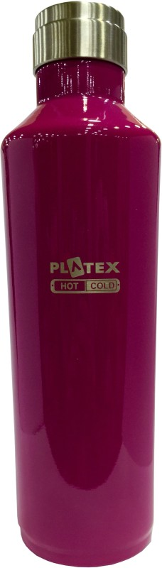 Platex Ultra 750 ml Flask(Pack of 1, Pink)