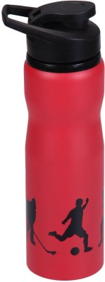 i-gadgets Matte Stainess Steel Sports (Rd) 750 ml Sipper